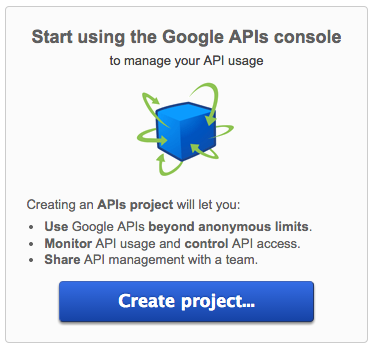 Start_using_the _Google_APIs _console